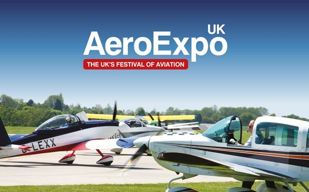Navtech goes to AeroExpo UK