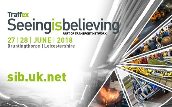 Logo Image of Seeing is Believing Traffex event in Bruntingthorpe