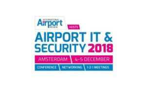 Image of Airport IT & Security logo for the event in Amsterdam.