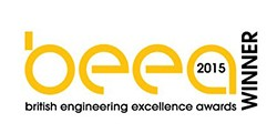 BEEA 2015 British engineering excellence awards winner