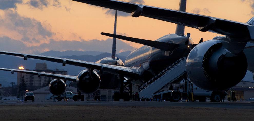 Image of perimeter security Ostrava Airport