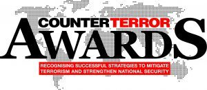 Counter terror awards logo - Navtech nominated for perimeter intrusion prevention system