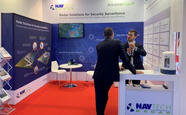 Image of Intersec security event stand 2019