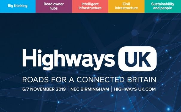 Highways UK 2019 event logo