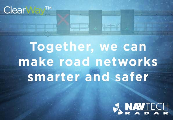 ClearWay in Action to make road networks smarter and safer