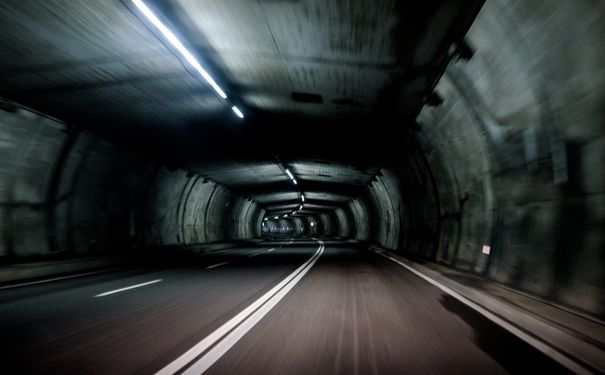 Image of Norway tunnel
