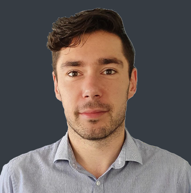 Seb Baucutt - ClearWay Product Manager
