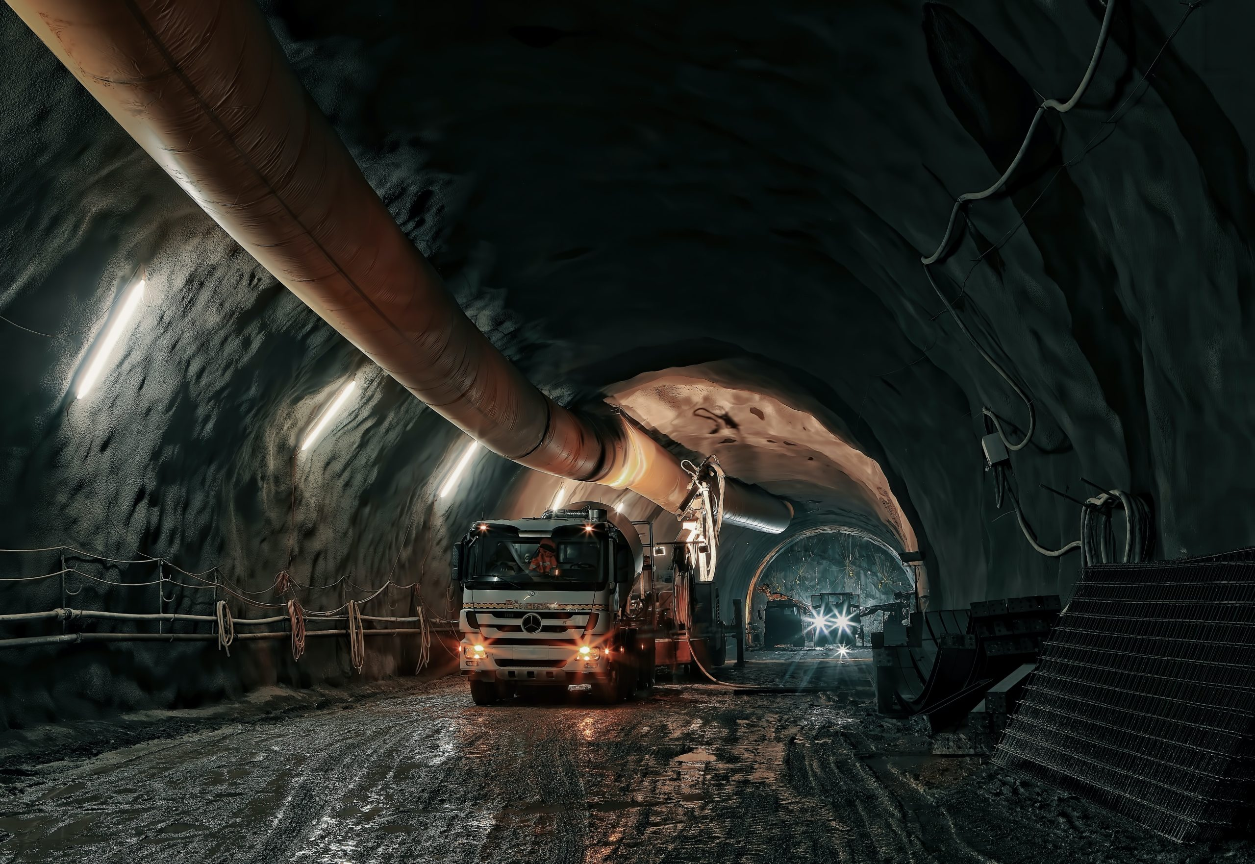 sensors in underground mining environments