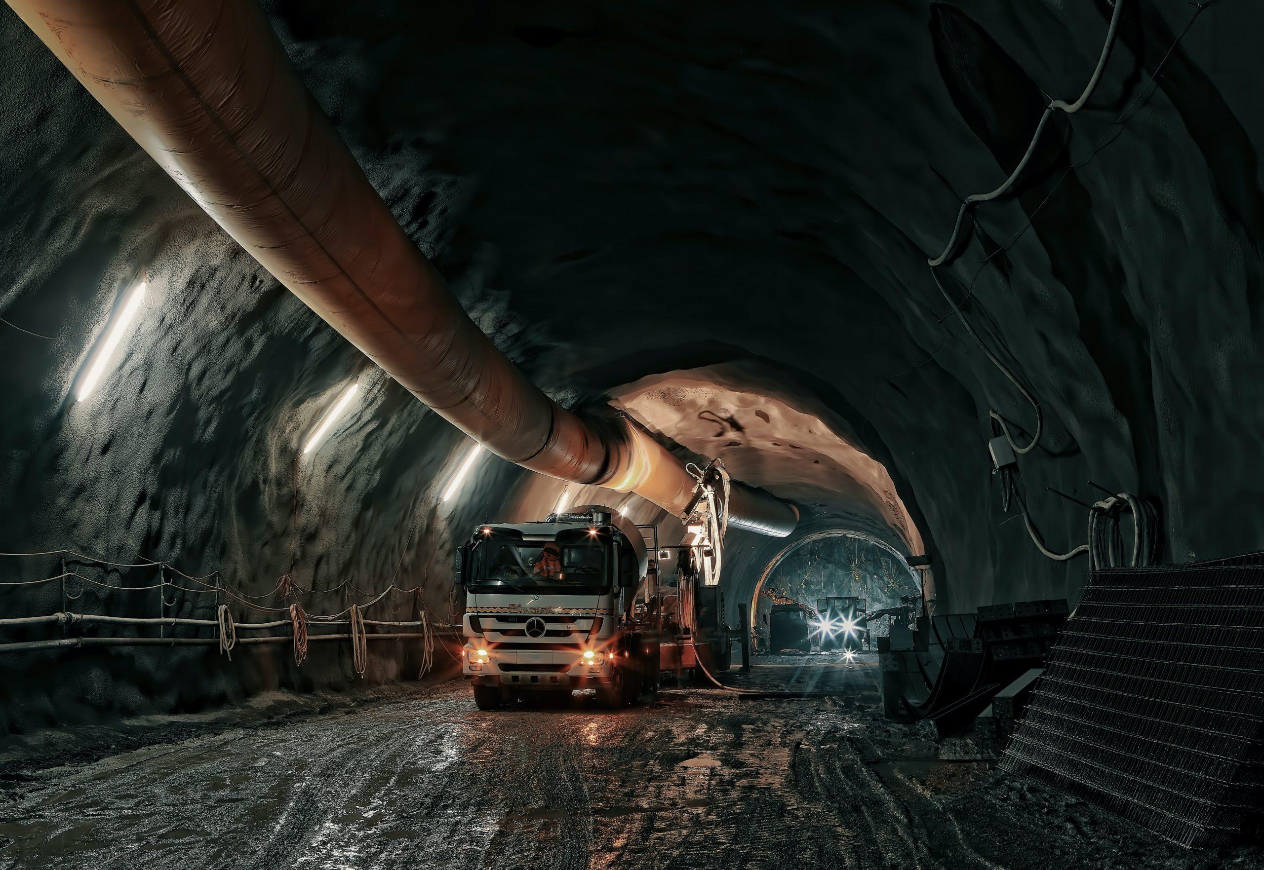 sensors in underground mining environments