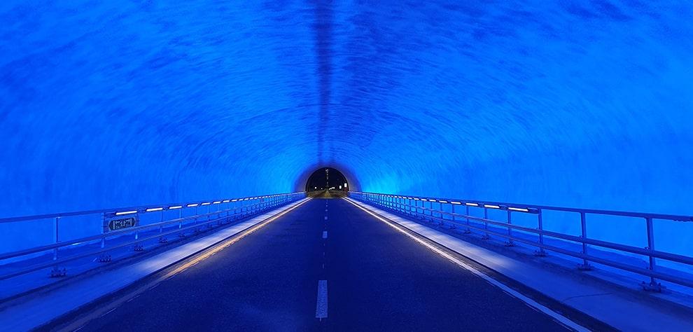 Ryfast Tunnel, Norway