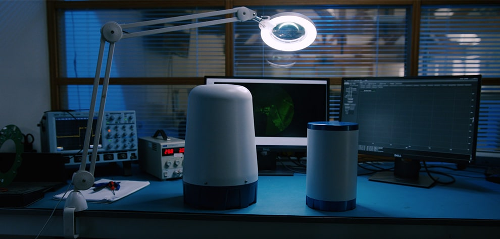 Innovation Lab_CIR and CAS radar sensors